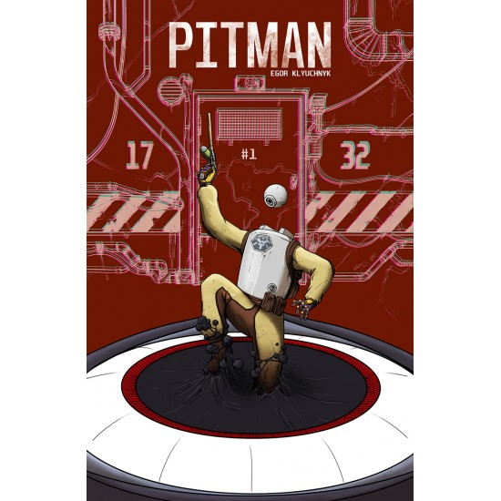 Pitman - Issue #1
