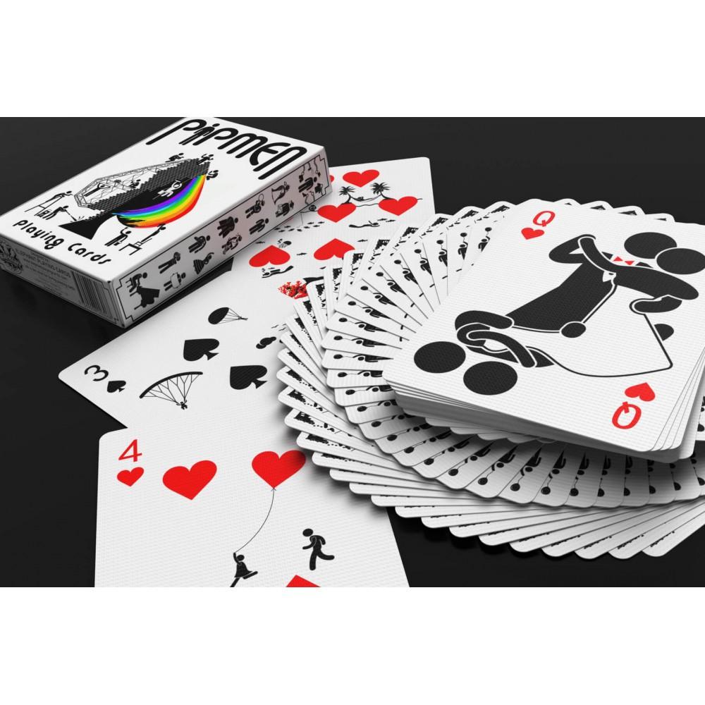 Pipmen - Игральные карты