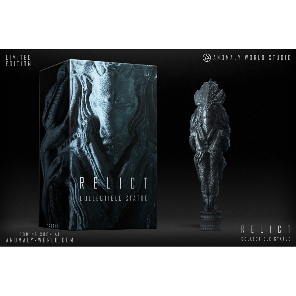 Relict - Collectible Alien figure