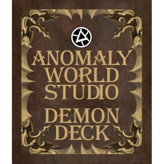 Demon Deck unlimited edition seal