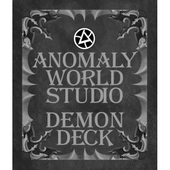 Demon Deck limited edition seal