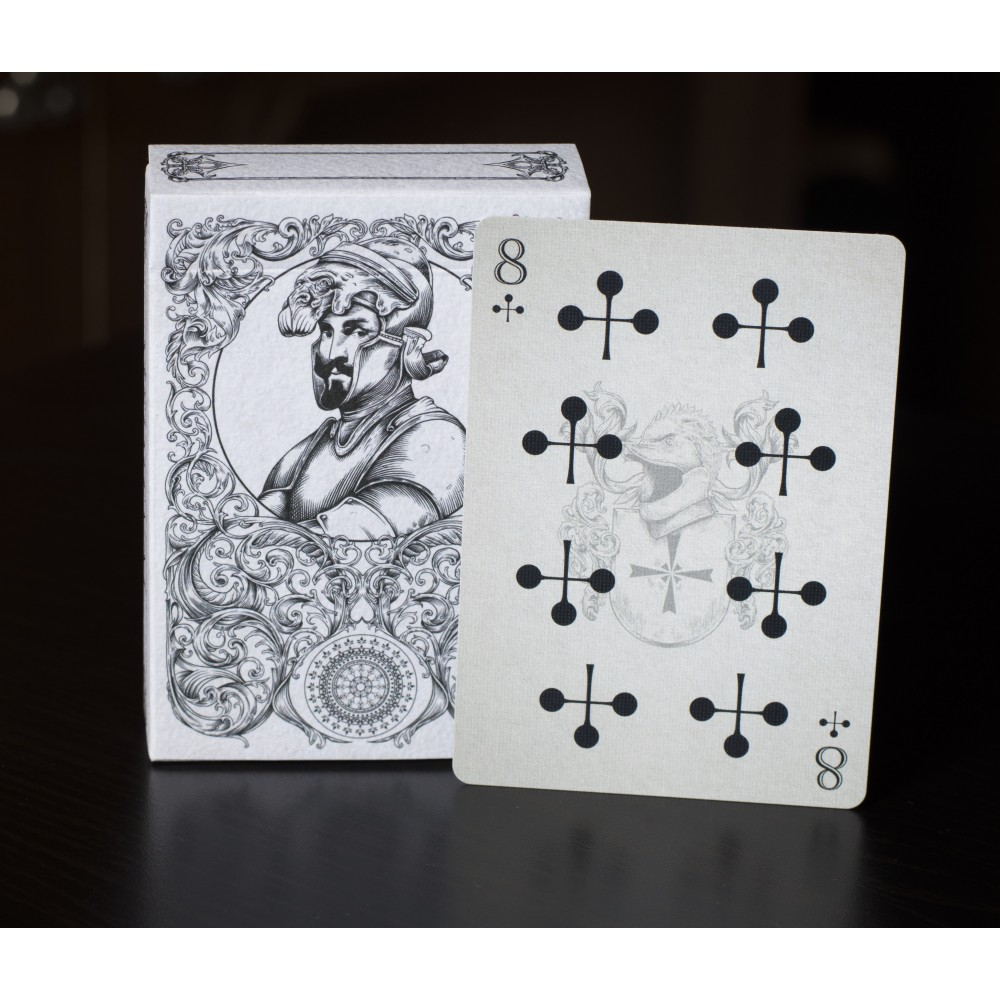 Medieval - playing cards
