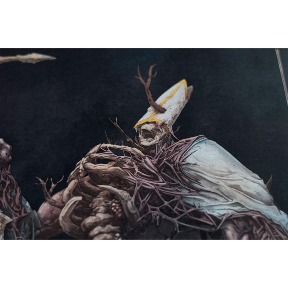 Monster priest print