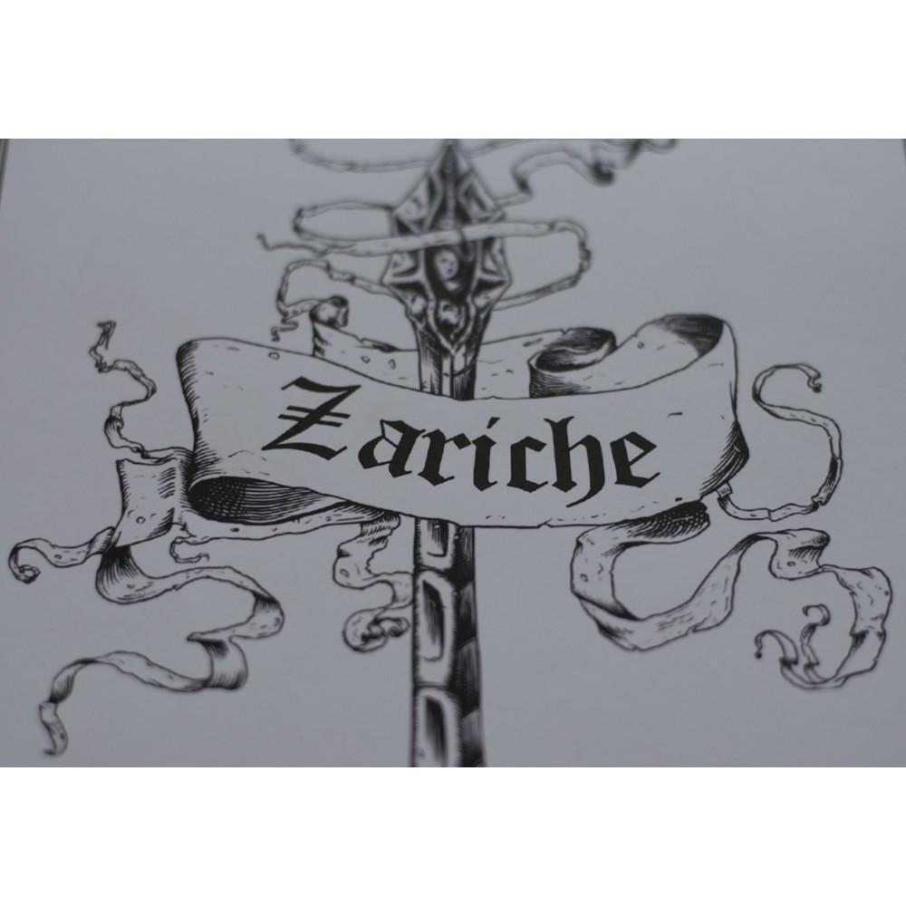 Zariche. Lineage 2 poster. Digital edition