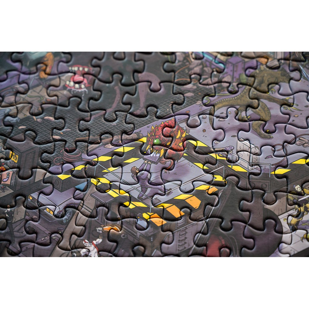 Universe 113 - Jigsaw puzzle 1000 pieces.