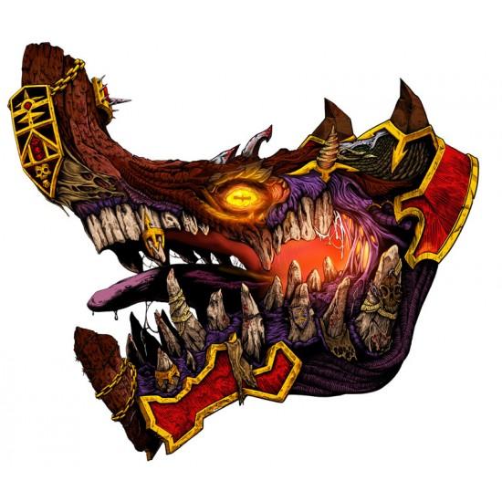 Анграт освобожденный - Lord of Chaos стикер