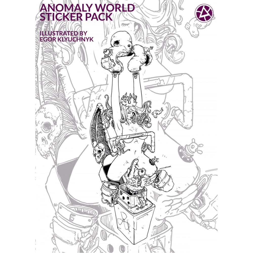 Anomaly - Стикер сет Аномали