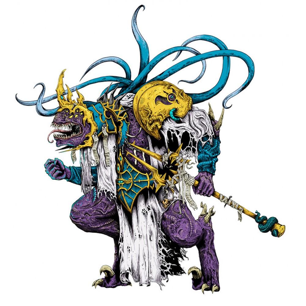 Тзинтч - Lord of Chaos стикер
