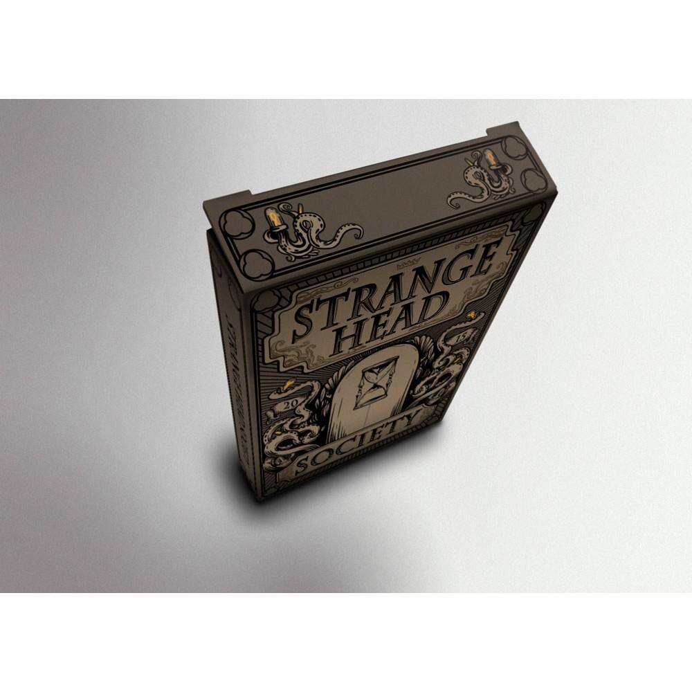 Strange head society - playing cards