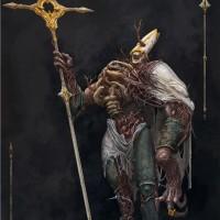Monster priest
