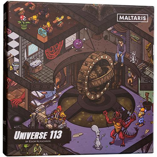 Universe 113 Jigsaw Puzzle