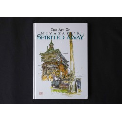 Spirited away - artbook review